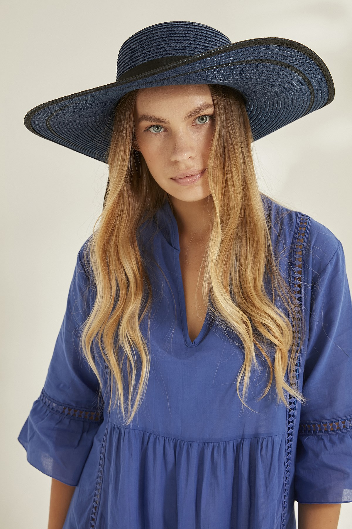 C&City Women Straw Hat Y2730-56
