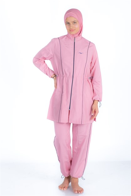 Alfasa 2011 Trousers Long Covered  Islamic Burkini Swimsuit