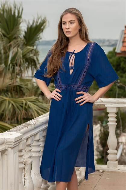 C&City 1914 V-Neck Dress Beachwear