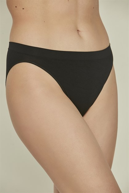 C&City Women Seamless Slip Panties 3001