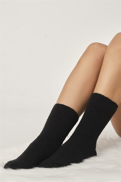 C&City Women Long Home Socks