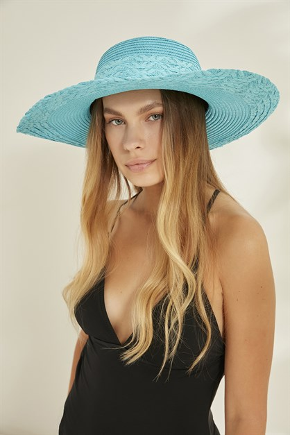 C&City Women Straw Hat Y2730-27