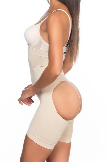 Emay 2033 Butt Open High Waist Corset