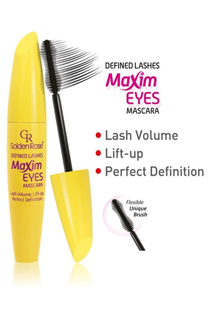 Golden Rose Maxim Eyes Mascara Görsel
