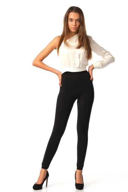 Vienetta Women Thermal Collar Tight