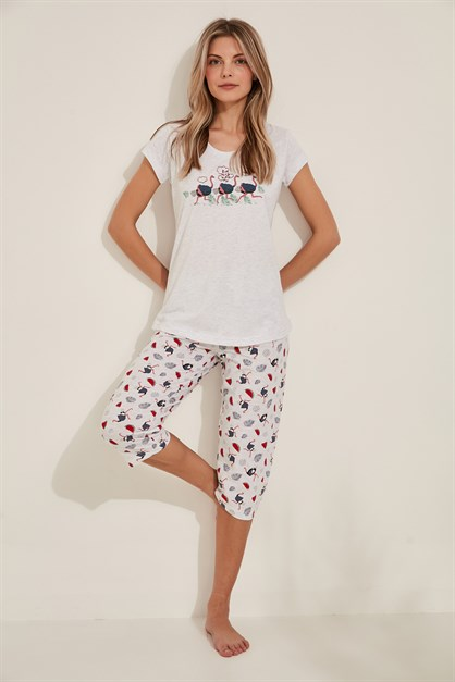 Vienetta Women Pyjama Set 9100622162