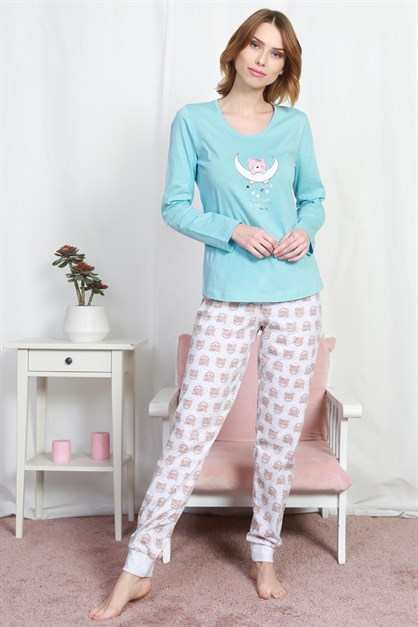 Vienetta Women Pyjama Set