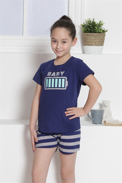Vienetta Girl Pyjama Set 9121112076